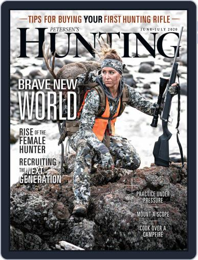 Petersen's Hunting (Digital) June 1st, 2020 Issue Cover