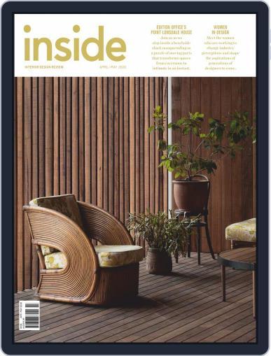 (inside) interior design review (Digital) April 1st, 2020 Issue Cover