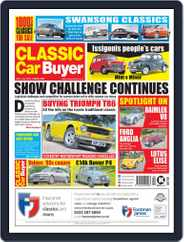 Classic Car Buyer Magazine (Digital) Subscription July 21st, 2021 Issue