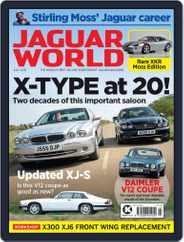 Jaguar World Magazine (Digital) Subscription July 1st, 2021 Issue