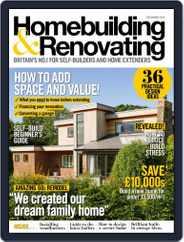 Homebuilding & Renovating (Digital) Subscription December 1st, 2019 Issue