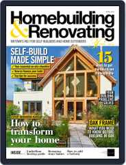 Homebuilding & Renovating (Digital) Subscription April 1st, 2020 Issue