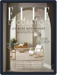 ELLE Decoration Denmark (Digital) Subscription May 1st, 2020 Issue