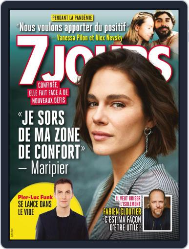 7 Jours (Digital) May 15th, 2020 Issue Cover