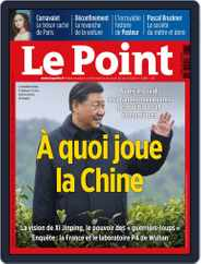 Le Point (Digital) Subscription April 30th, 2020 Issue