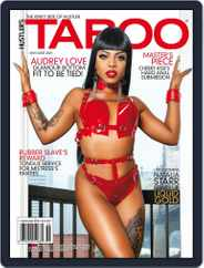 Hustler's Taboo Magazine (Digital) Subscription March 23rd, 2021 Issue
