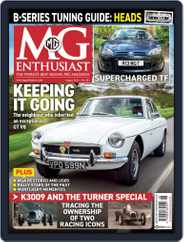 MG Enthusiast Magazine (Digital) Subscription August 1st, 2021 Issue