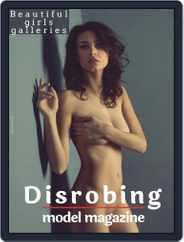 Disrobing model Magazine (Digital) Subscription November 1st, 2020 Issue