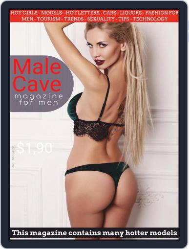 Male Cave Magazine for Men (Digital) November 1st, 2020 Issue Cover
