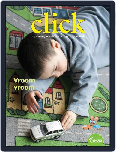 Click Science And Discovery Magazine For Preschoolers And Young Children (Digital) May 1st, 2020 Issue Cover