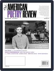 The American Poetry Review (Digital) Subscription May 1st, 2020 Issue