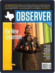 The Texas Observer (Digital) Subscription May 1st, 2020 Issue