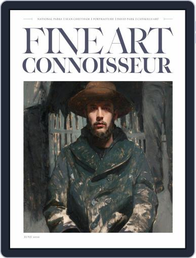 Fine Art Connoisseur (Digital) May 1st, 2020 Issue Cover