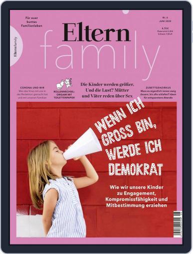 Eltern Family June 1st, 2020 Digital Back Issue Cover