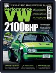Performance VW Magazine (Digital) Subscription September 1st, 2021 Issue