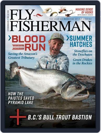 Fly Fisherman (Digital) June 1st, 2020 Issue Cover