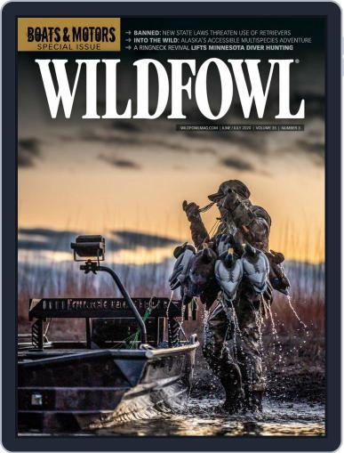Wildfowl June 1st, 2020 Digital Back Issue Cover