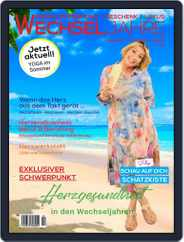 WECHSELJAHRE Magazine (Digital) Subscription July 1st, 2021 Issue