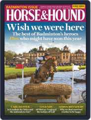 Horse & Hound (Digital) Subscription May 7th, 2020 Issue
