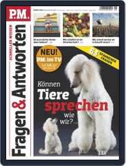 P.M. Fragen & Antworten (Digital) Subscription August 1st, 2018 Issue