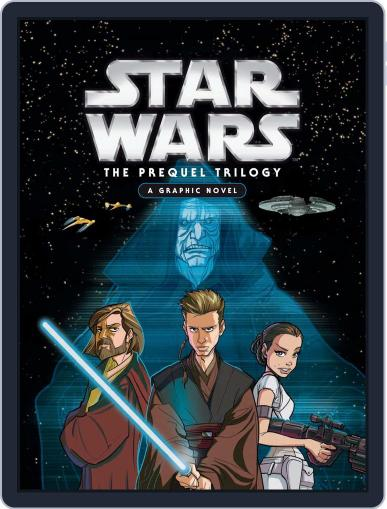 Star Wars Graphic Novels Magazine (Digital) March 25th, 2019 Issue Cover