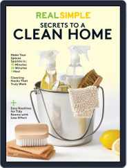 Real Simple Secrets to a Clean Home Magazine (Digital) Subscription January 31st, 2020 Issue