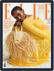 ELLE Sverige (Digital) Subscription June 1st, 2020 Issue