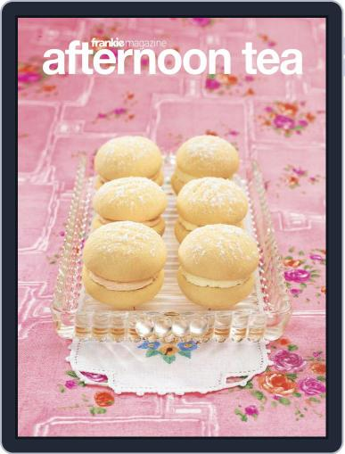 Afternoon Tea by frankie Magazine (Digital) May 4th, 2020 Issue Cover