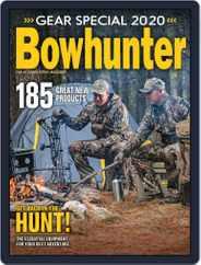 Bowhunter (Digital) Subscription June 1st, 2020 Issue