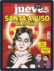 El Jueves (Digital) Subscription May 12th, 2020 Issue