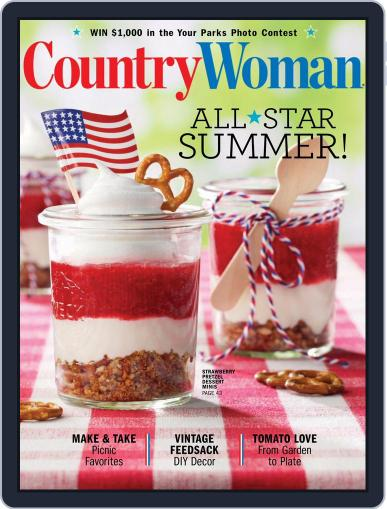Country Woman (Digital) June 1st, 2020 Issue Cover