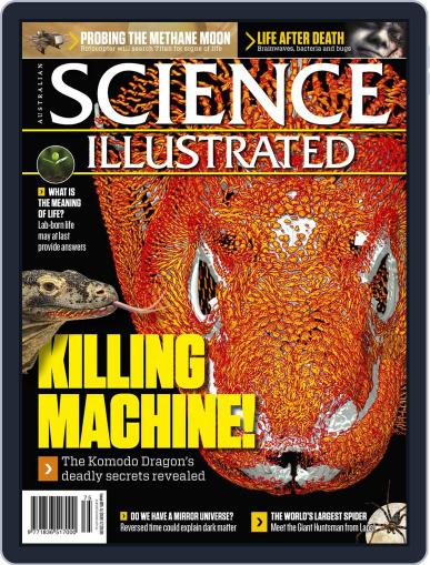 Science Illustrated Australia (Digital) May 14th, 2020 Issue Cover