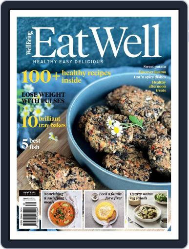 Eat Well June 1st, 2020 Digital Back Issue Cover