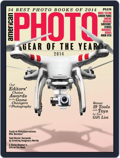 American Photo (Digital) October 18th, 2014 Issue Cover