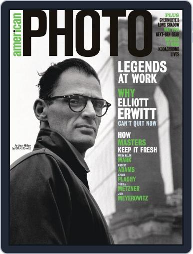 American Photo (Digital) March 24th, 2014 Issue Cover