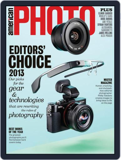 American Photo (Digital) September 28th, 2013 Issue Cover