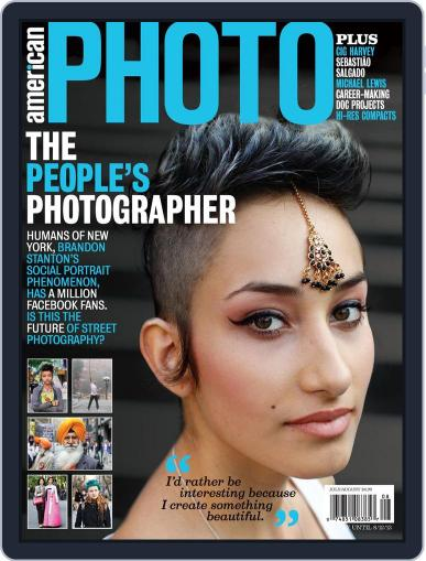 American Photo (Digital) June 15th, 2013 Issue Cover