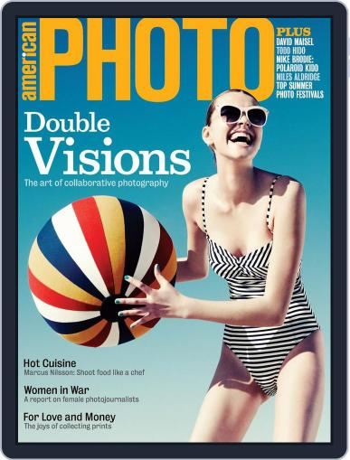 American Photo (Digital) April 27th, 2013 Issue Cover