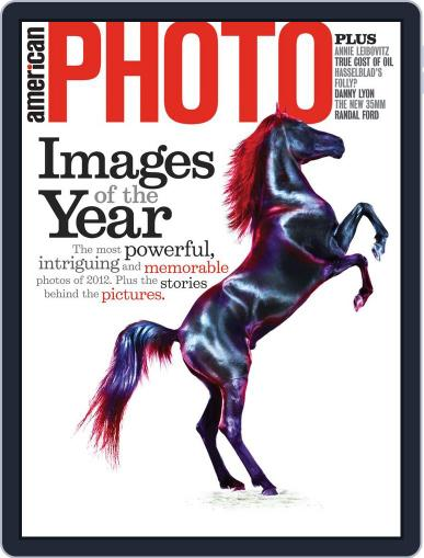 American Photo (Digital) December 18th, 2012 Issue Cover