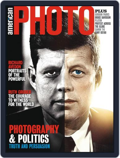 American Photo (Digital) August 4th, 2012 Issue Cover