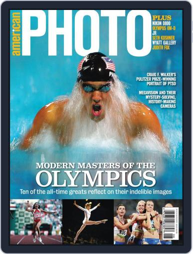 American Photo (Digital) June 16th, 2012 Issue Cover