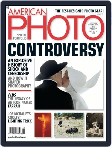 American Photo (Digital) August 8th, 2009 Issue Cover