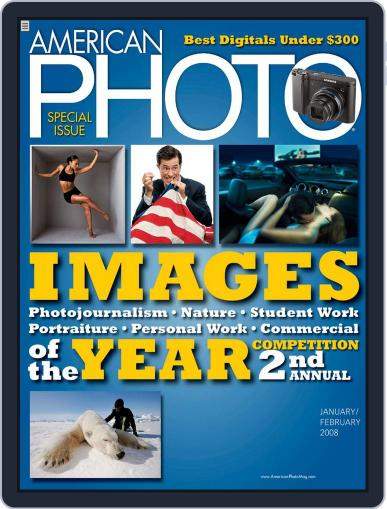American Photo (Digital) December 19th, 2007 Issue Cover