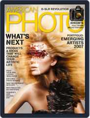 American Photo (Digital) Subscription October 23rd, 2007 Issue