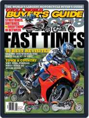 Cycle World Buyer's Guide (Digital) Subscription March 3rd, 2008 Issue