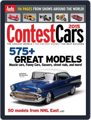 Contest Cars Magazine (Digital) September 18th, 2015 Issue Cover