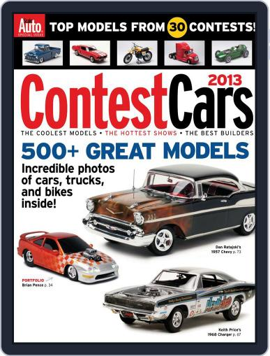 Contest Cars Magazine (Digital) September 1st, 2013 Issue Cover