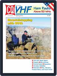 Cq Vhf (Digital) Subscription May 10th, 2013 Issue