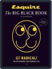Esquire's Big Black Book Magazine (Digital) Subscription April 1st, 2017 Issue