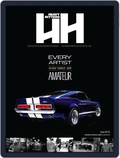 Heavy Hitters (Digital) May 1st, 2013 Issue Cover